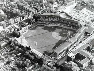 Griffith Stadium Stadium in Washington D.C