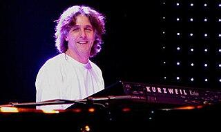 Guy Babylon American keyboardist