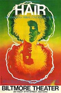 <i>Hair</i> (musical) Musical about the Vietnam war