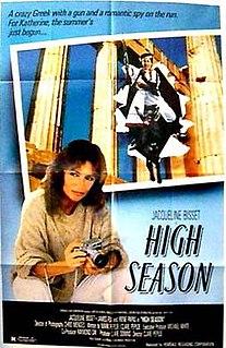 <i>High Season</i> (film) 1987 film by Clare Peploe