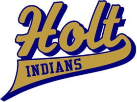 Holt athletic logo.png