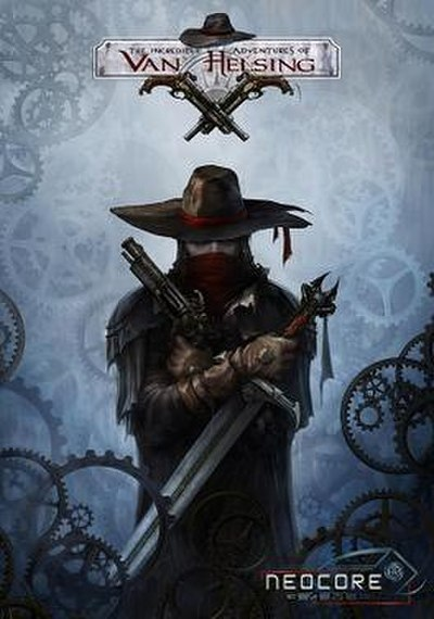 Picture of a game: The Incredible Adventures Of Van Helsing