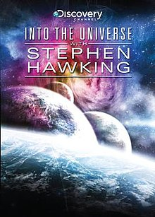 Into the Universe with Stephen Hawking -- DVD cover.jpg
