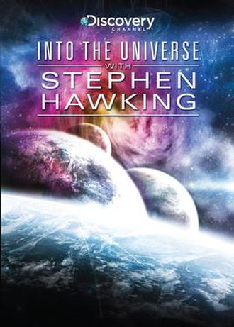Into the Universe with Stephen Hawking - DVD cover