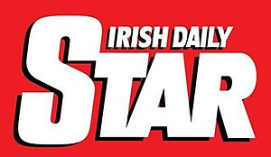 Irish Daily Star - Image: Irish Daily Star Logo
