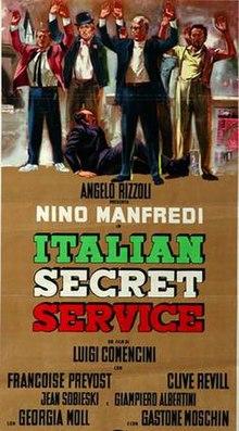 The secret italian band