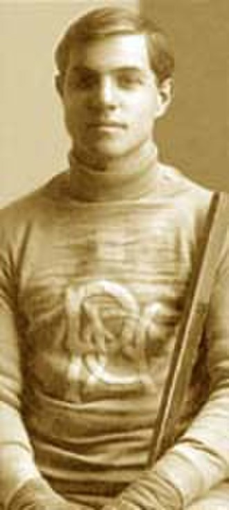 Jack Winchester - Jack Winchester during the 1906-07 season with the Pittsburgh Pros