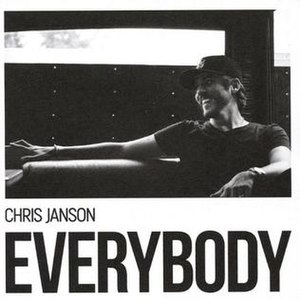 Everybody (Chris Janson album) - Image: Janson everybody