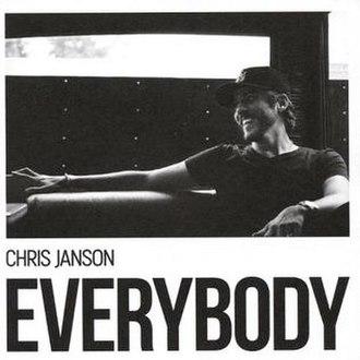 Everybody (Chris Janson album) - Image: Janson everybody