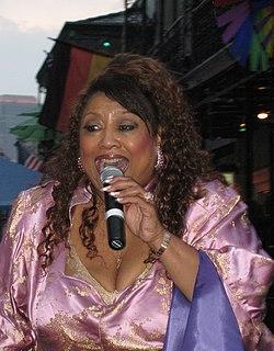 Jeanie Tracy American musician