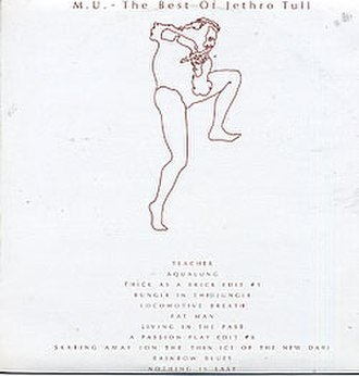 M.U. – The Best of Jethro Tull - Image: Jethro Tull MU The Best Of 275073