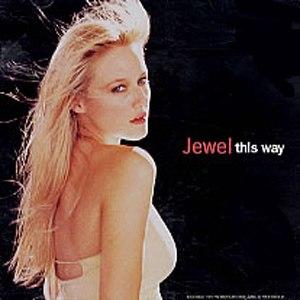 This Way (song) - Image: Jewel This Way (single)
