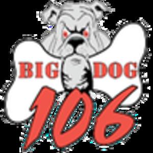 KIOC - Image: KIOC Big Dog 106 logo