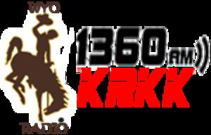 KRKK - Image: KRKK ESPN 1360 Logo