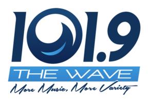 KZWV - Image: KZWV 101.9 The Wave logo