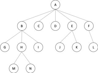 <i>m</i>-ary tree Tree data structure in which each node has at most K children. From a graph theoretical perspective, k-ary trees are actually arborescences.