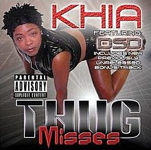 Khia - Thug Misses album cover.jpg