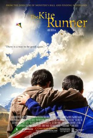The Kite Runner (film) - Theatrical release poster