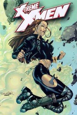 Kitty Pryde - Image: Kitty Pryde X Treme X Men 26