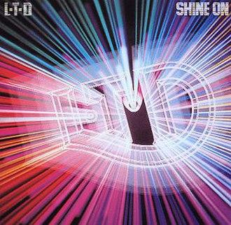 Shine On (L.T.D. album) - Image: L.T.D. Shine On album