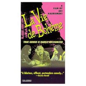 La Vie de Bohème (1992 film) - La Vie de Bohème DVD cover