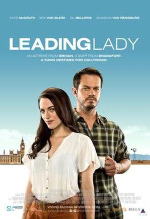 Leading Lady (film) - Image: Leading Lady Poster (SA)