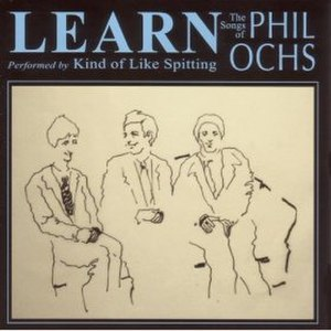 Learn: The Songs of Phil Ochs - Image: Learn Phil Ochs