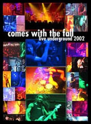Live Underground 2002 - Image: Liveunderground 2002