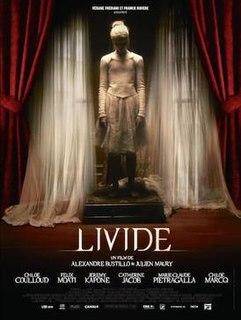 <i>Livid</i> (film) 2011 film by Alexandre Bustillo, Julien Maury