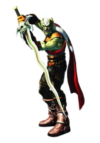 Kain (Legacy of Kain) - Kain in Legacy of Kain: Defiance.