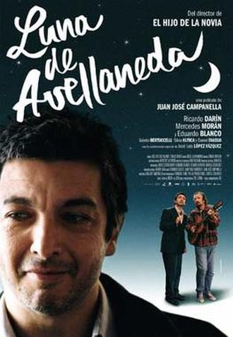 Moon of Avellaneda - Theatrical release poster