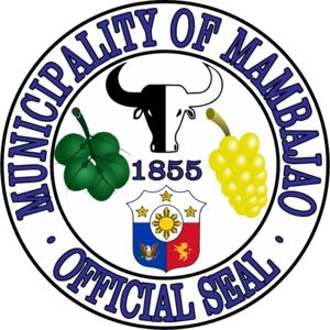 Mambajao - Image: MAMBAJAO SEAL PH
