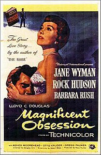 <i>Magnificent Obsession</i> (1954 film)