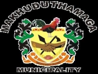 Makhuduthamaga Local Municipality - Image: Makhuduthamaga Co A