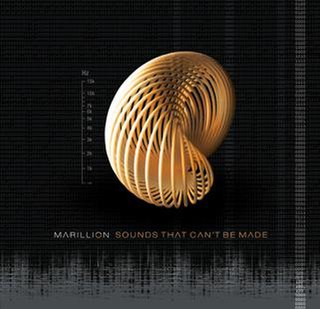 <i>Sounds That Cant Be Made</i> 2012 studio album by Marillion