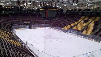 3M Arena at Mariucci - Image: Mariucci Arena 11 16 12
