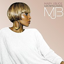 Mary J Blige - Growing Pains album cover.jpg