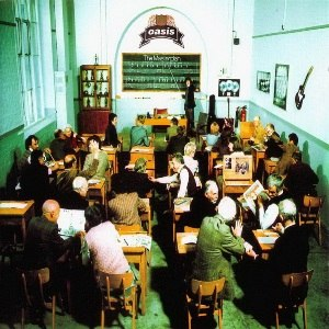 The Masterplan (album) - Image: Masterplan Oasisalbumcover