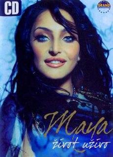 <i>Život uživo</i> 2007 studio album by Maya Berović