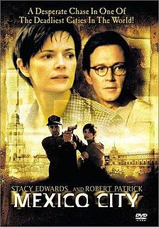 <i>Mexico City</i> (film) 2000 film by Richard Shepard