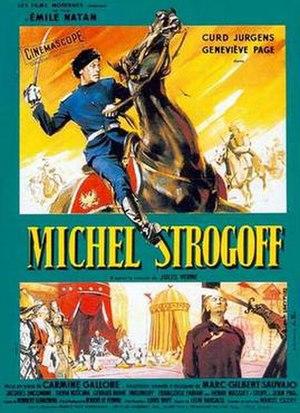 Michel Strogoff (1956 film) - Image: Michel Strogoff (1956)
