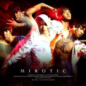 Mirotic - Image: Mirotic TVXQ