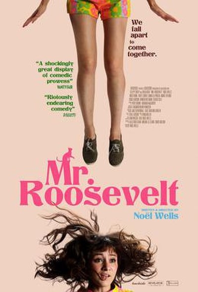Picture of a movie: Mr. Roosevelt