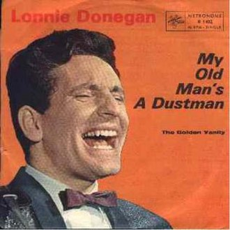 My Old Man's a Dustman - Image: My old mans a dustman
