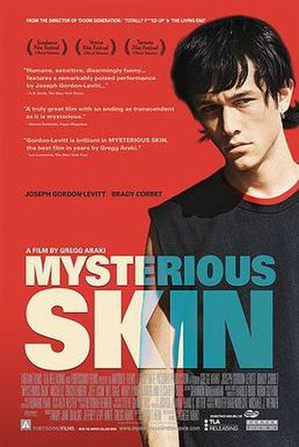 Mysterious Skin - Theatrical release poster