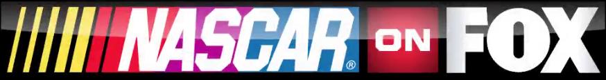 NASCAR on Fox 2013 logo