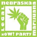 Nebraska Legal Marijuana NOW Party logo.jpg