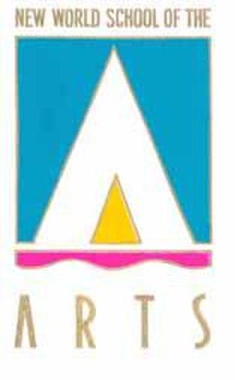 New World School of the Arts - Image: New World School of the Arts logo