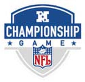 NFC Championship Game - NFC Championship Game logo, 2001–2005