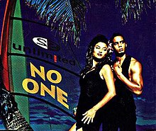2 Unlimited - No One (studio acapella)